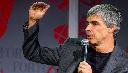 "Google創業者「我々が採用したいのは""ラーニングアニマル""だ」"