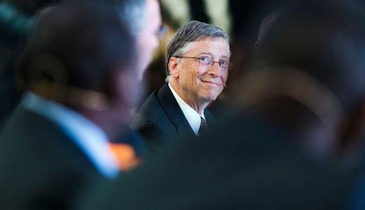 ビル・ゲイツの読書量は年間50冊「成功と読書量は比例している」