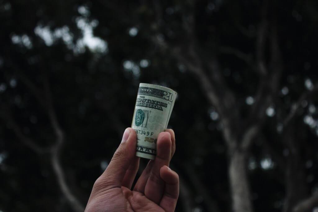 お金は信用