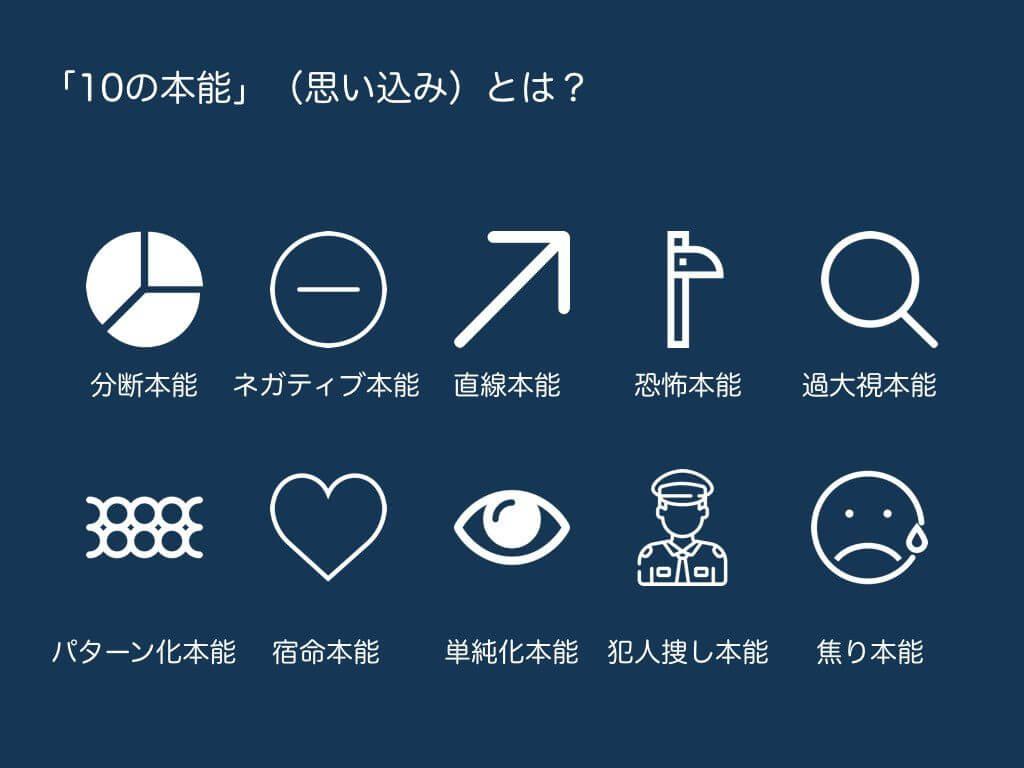 FACTFULLNESS 10の本能