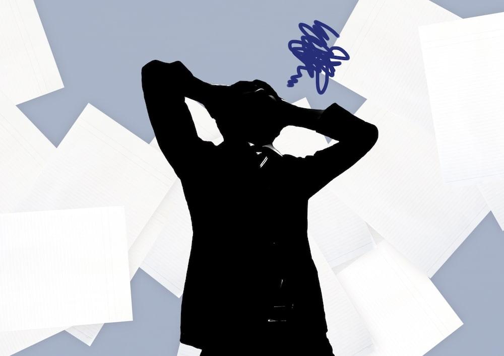 【正社員がしんどい理由①】長時間労働による心身のストレス